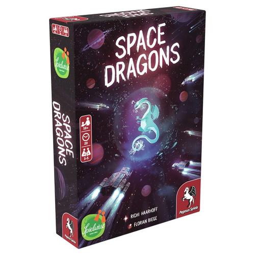 Space Dragons box