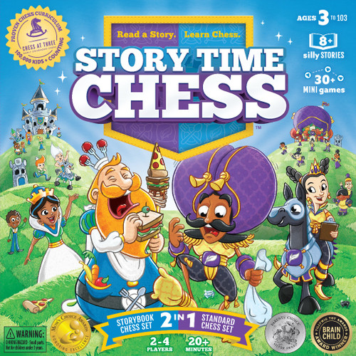 Story Time Chess box