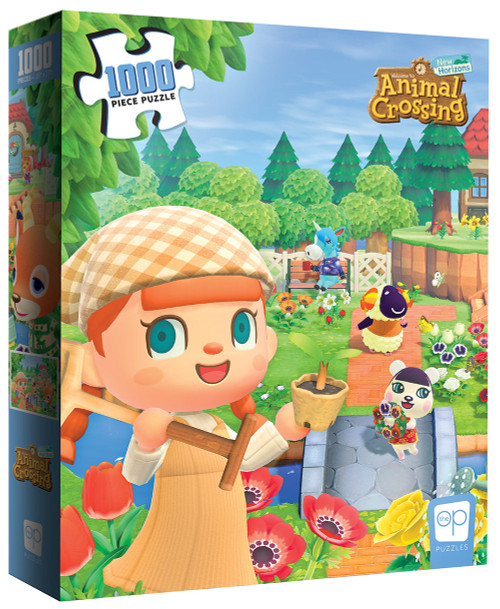 Animal Crossing New Horizons box