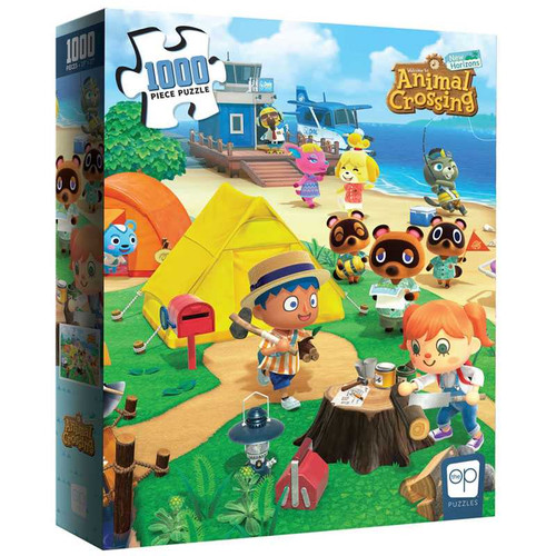 Welcome to Animal Crossing 1000pc (Sold Out)