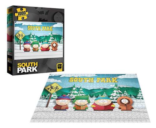 """South Park """"Paper Bus Stop"""" 1000pc"""