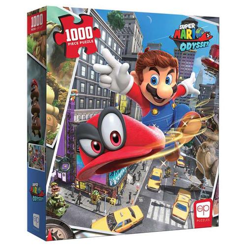 Super Mario Odyssey Snapshots 1000pc