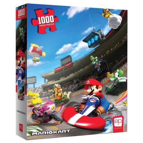 Super Mario Kart 1000pc