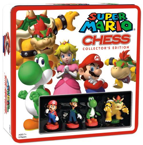 Super Mario Chess tin
