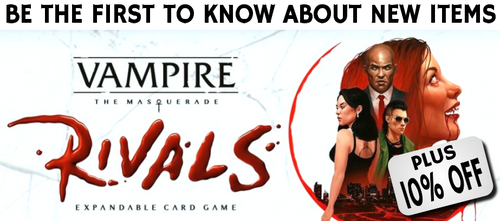 Vampire the Masquerade Rivals Subscription