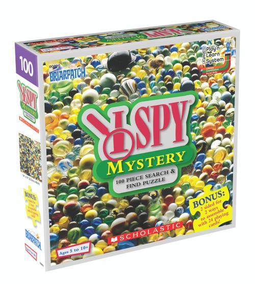 I SPY Mystery, 100pc puzzle + activity