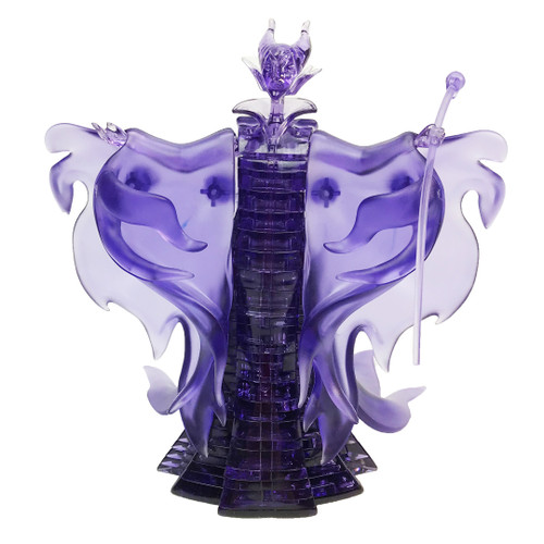 Maleficent Crystal 3D Puzzle (On Order)