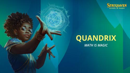 Quantum Quandrix Commander Deck, Strixhaven—Magic the Gathering (Pre-Order) (Sold Out)