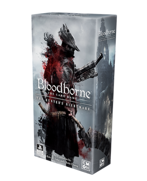 Bloodborne the Card Game: The Hunter's Nightmare