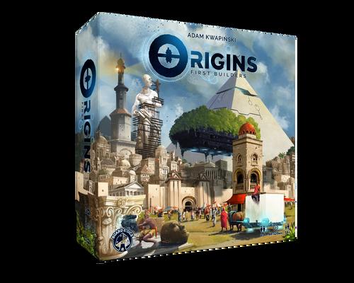 Origins: First Builders box