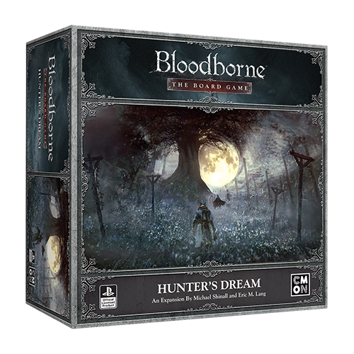 Bloodborne: Hunter's Dream box