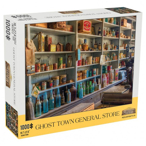 Ghost Town General Store 1000pc