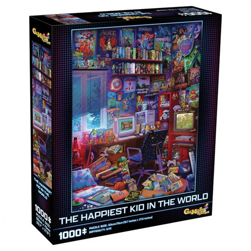 The Happiest Kid in World 1000pc