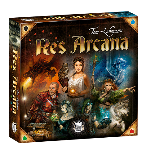 Res Arcana (Sold Out)