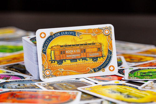 Ticket to Ride: Europe 15th Anniversary (Sold Out)
