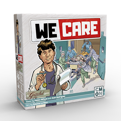 We Care - A Grizzled Game (Sold Out)
