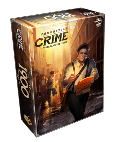 Chronicles of Crime: 1900 (Sold Out)