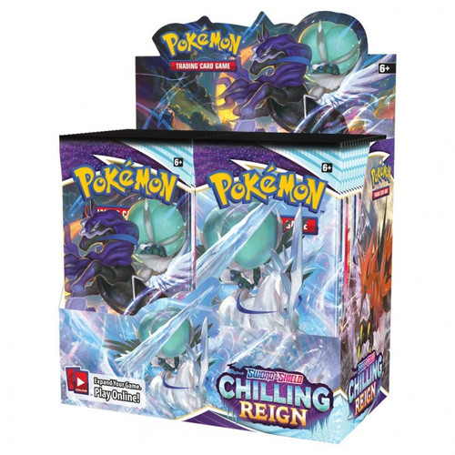 Chilling Reign Booster Box (36 packs)
