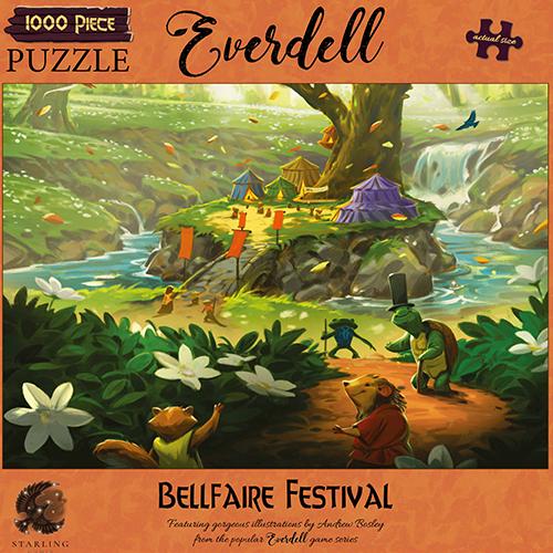 Everdell Bellfair Festival 1000pc