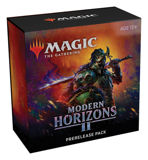 Prerelease Pack, Modern Horizons 2—Magic the Gathering (Allocated) (Sold Out)