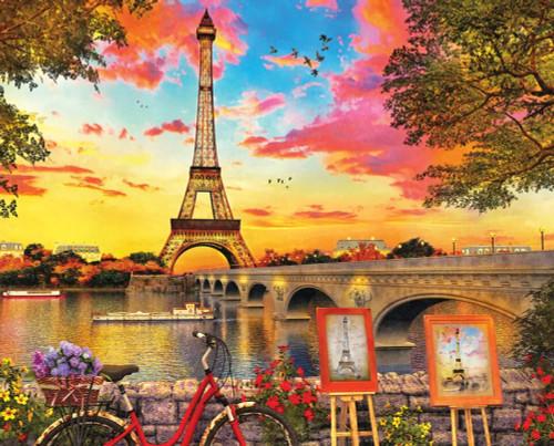 Paris Sunset 1000pc (Sold Out)