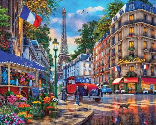 Paris Street Life 1000pc (Sold Out)