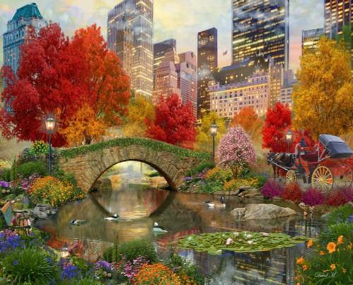 Central Park Paradise 500pc (Sold Out)
