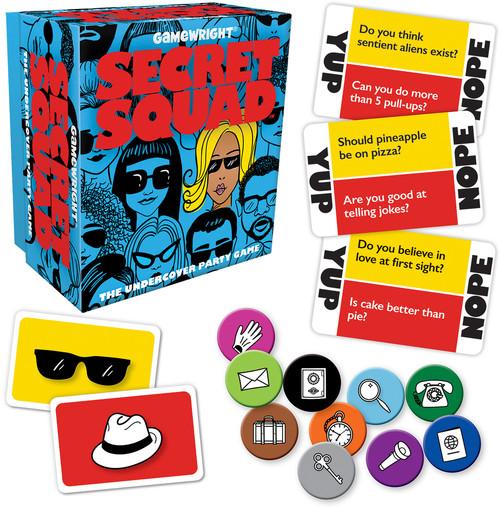 Secret Squad (port-a-party)