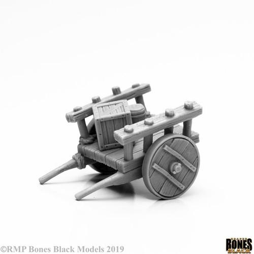 Cart—Bones Black (Sold Out)