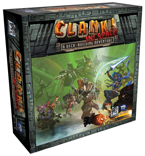 Clank!: In! Space! (Sold Out)
