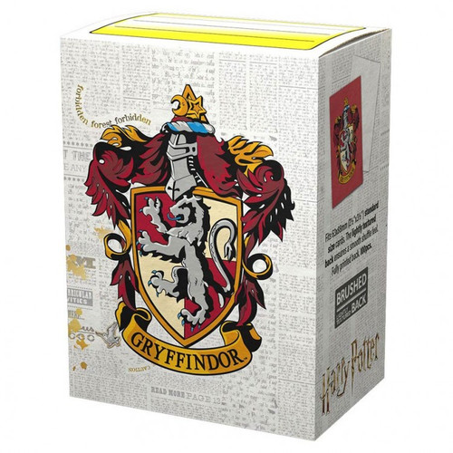 Gryffindor Art Sleeves (100) (Sold Out)