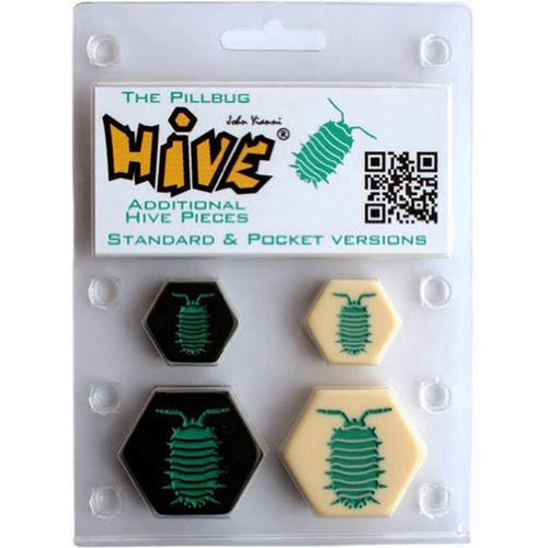 Hive: The Pillbug Expansion, Standard & Pocket Versions (Sold Out)