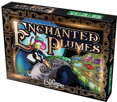 Enchanted Plumes hand-management card game