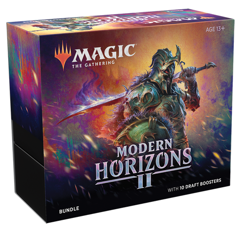 Bundle, Modern Horizons 2—Magic the Gathering (Allocated) (Pre-Order)