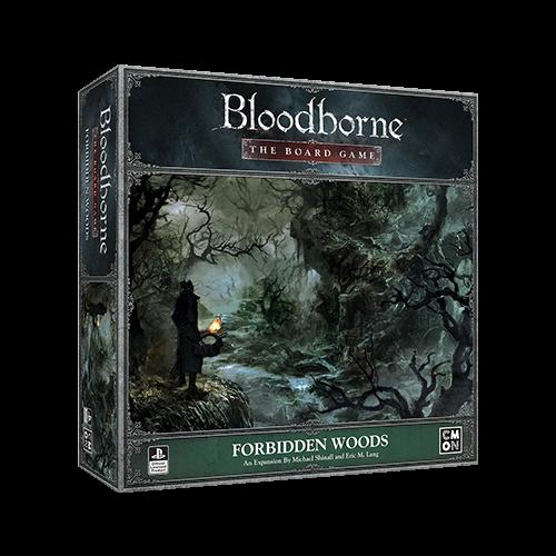Bloodborne: Forbidden Woods (Expansion)