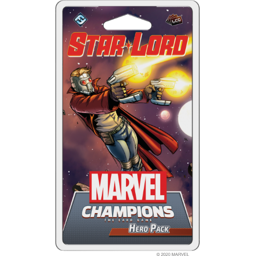 Star-Lord Hero Pack—Marvel Champions (Pre-Order)