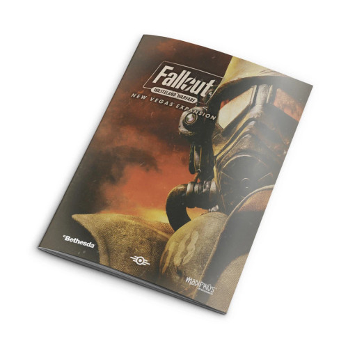 Fallout: Wasteland Warfare—New Vegas Rules Expansion (Sold Out)