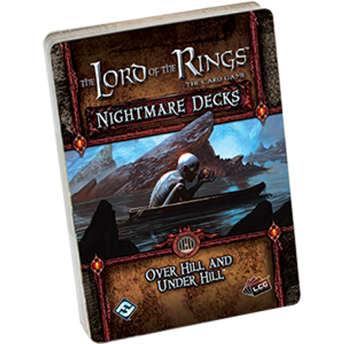 The Hobbit: Over Hill & Under Hill, Nightmare Deck—The Lord of the Rings: The Card Game (Sold Out)