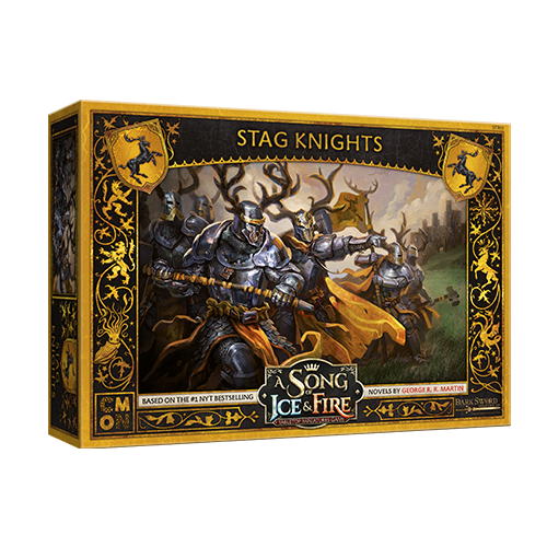 Baratheon Stag Knights—A Song of Ice & Fire