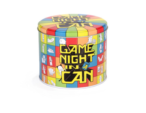 Game Night in a Can, 5th Anniversary Edition (Sold Out)