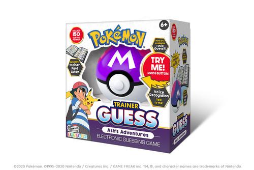 Pokemon Trainer Guess: Ash's Adventures (Pre-Order)