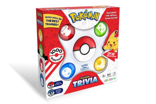 Pokemon Trainer Trivia (Pre-Order)