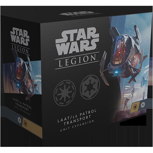LAAT/le Patrol Transport—Star Wars: Legion (Sold Out)