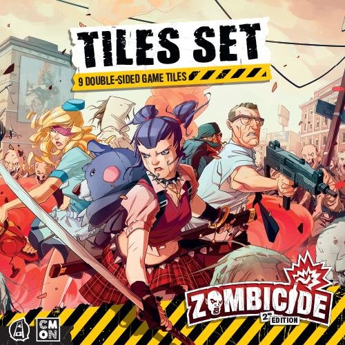 Zombicide: Tile Set