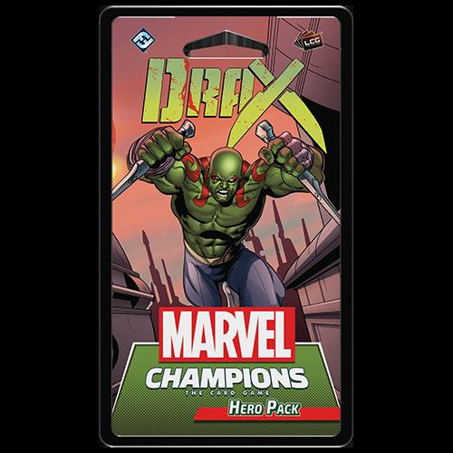 Drax Hero Pack—Marvel Champions
