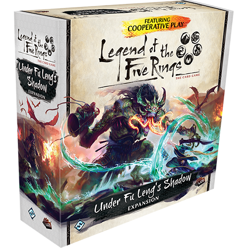 Under Fu Leng's Shadow—Legend of the Five Rings (Pre-Order) (Sold Out)