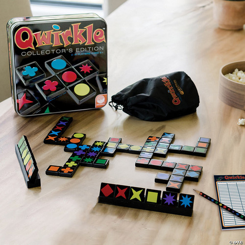Qwirkle Collector's Edition