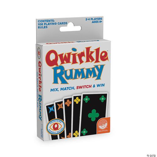 Qwirkle Rummy—Color Blind Friendly