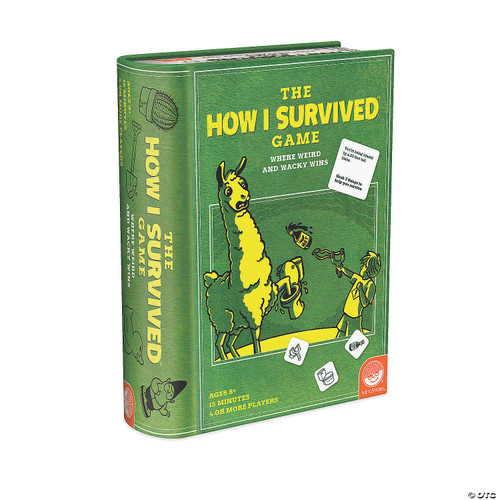 The How I Survived Game (On Order)