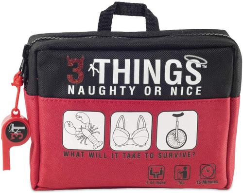 3 Things - Naughty or Nice (On Order)
